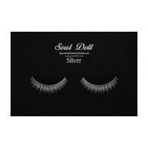 Soul Doll Lashes - Silver