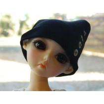 Black beanie SD