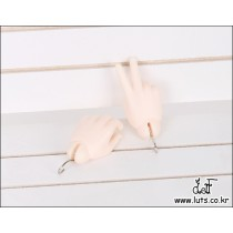 Kid Delf Hands - 4 (SCISSORS)