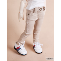 Luts HDF Color Skinny Pants (Beige)