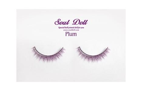 Soul Doll Lashes - Plum