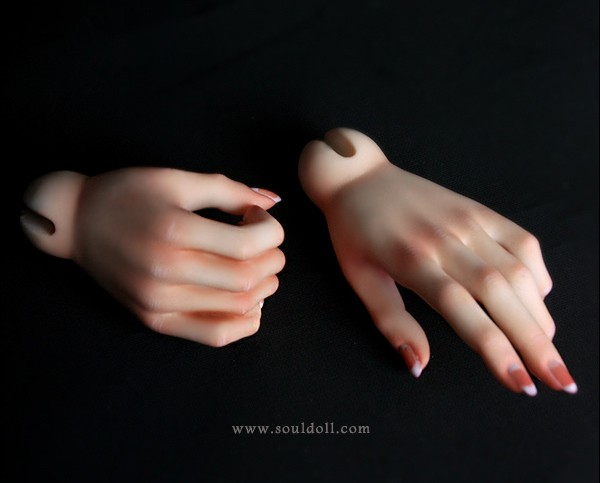 Soul Doll Hands 1 (Zenith girl)