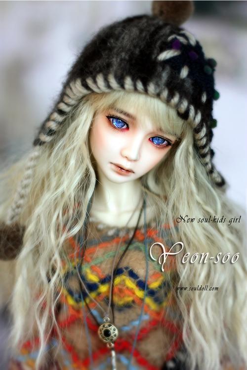 Soul Kid Yeon Soo