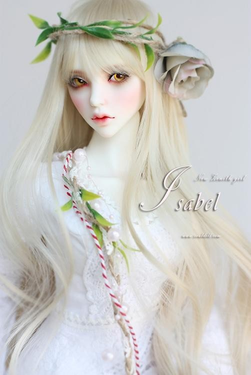 Soul Zenith Isabel - Human version