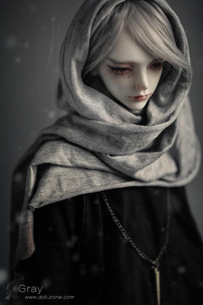DollZone SD Grey