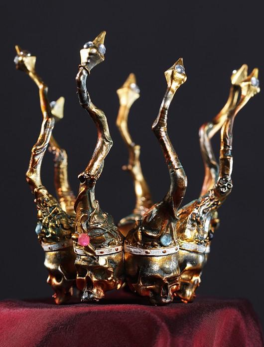 Doll Chateau Crown