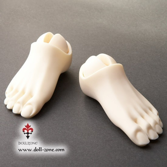 DollZone parts 70cm Boy Feet (FB70-01)