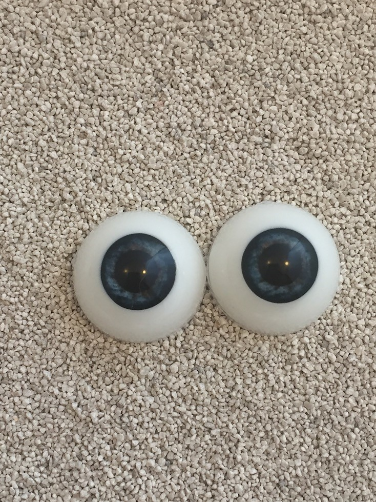 Angelesque Eyes - SEL-02 (18mm)