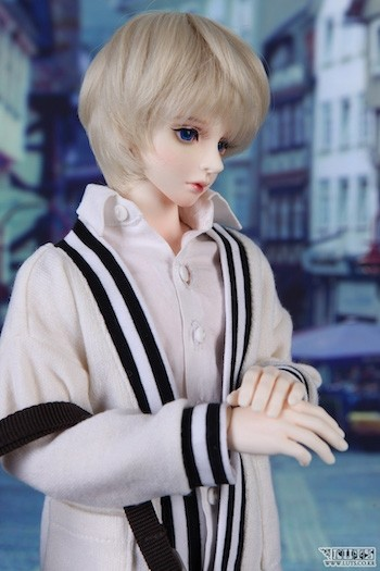 Model Delf Hands-2 (for Boy New Type Body only)