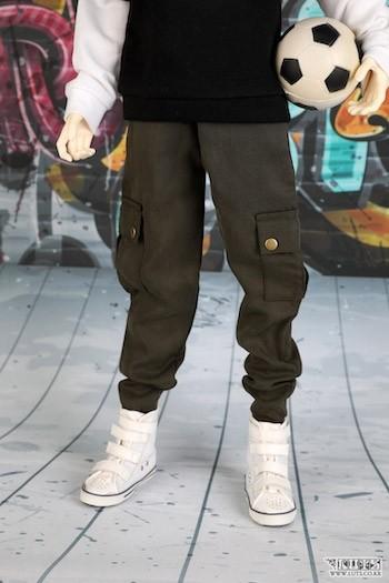 Luts SDF65 Cargo pants (Khaki)