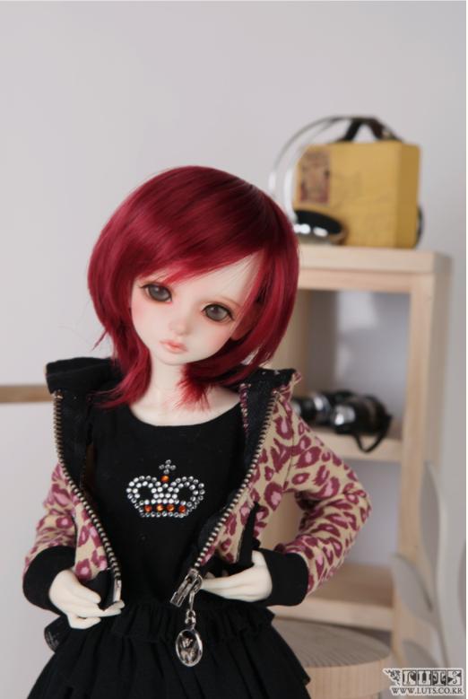 KDW-236 for Kid Delf (Velvet Red)
