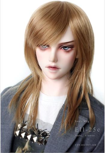 Soul Wig Ell-25c