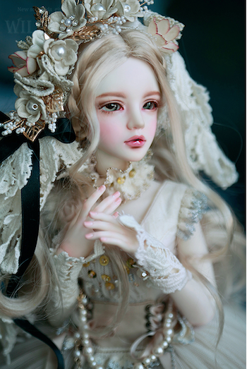 Soul Kid Willow-shabby dress ver.