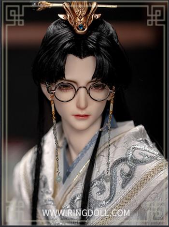 Ring Doll 72cm boy Wo Long