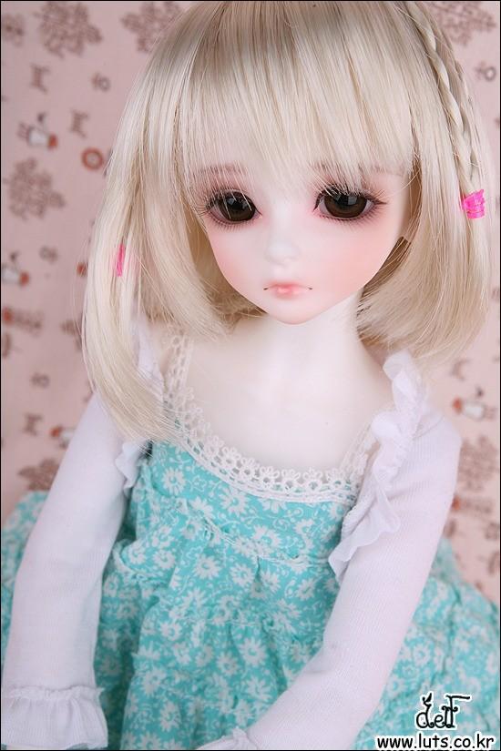 Kid Delf BORY - Girl (White Skin Ver.)