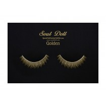 Soul Doll Lashes - E-Golden