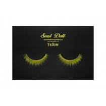 Soul Doll Lashes - E-Yellow
