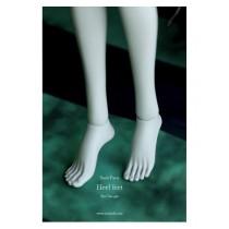 Soul Doll Vito girl-Heel feet