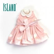 BRU pink dress