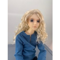 Angelesque Blond wave wig 8-9 inch