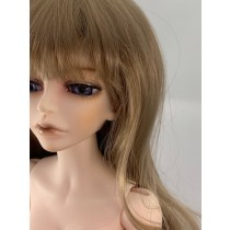 Angelesque Light Brown wig 7-8 inch