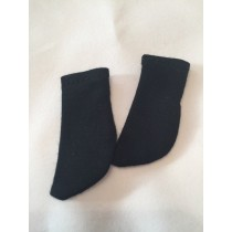 Angelesque black socks yo-sd