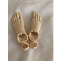 Doll Chateau jointed feet