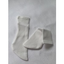 Angelesque White long socks SD