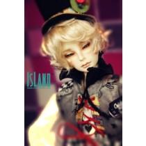 LE. 60cm Island Doll (Sense Circus) Boy.