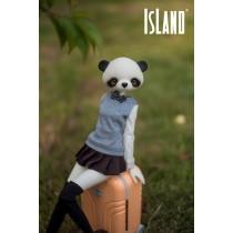 Mother Panda, 43cm Island Doll (Lucky Fairy) Girl