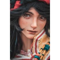 Ring Doll 72cm boy Ozhu - Tibet Boy