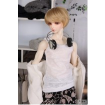 Luts SDF65 Sleeveless Shirt (White)