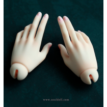 Soul Doll Hands D8 (for Kids NEW double boy)