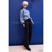 SSDF Wide Pants (Black)