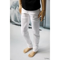 SSDF Simple Pants (White)
