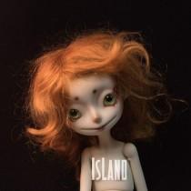 Island No.1's wig
