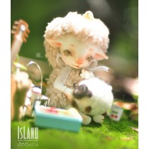 Nuan Nuan, 10.5cm Island Doll (Forest Island) Pet Doll