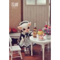 An An, 10.5cm Island Doll (Forest Island) Pet Doll.