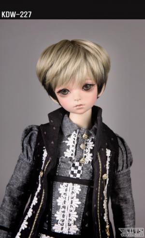 KDW-227 for Kid Delf (Cream/Black)