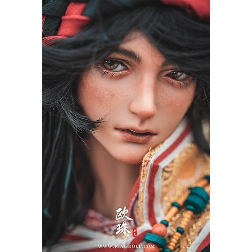 Ring Doll 72cm boy Ozhu - Tibet Boy